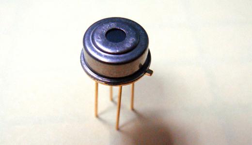 热释电红外传感器tps434